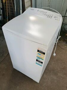 Washing machine, 6.5kg