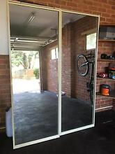 Sliding mirror doors and frame Kingsley Joondalup Area Preview