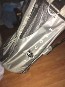 RH Clubs and bag