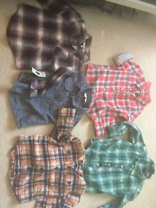 Variety of toddler clothes