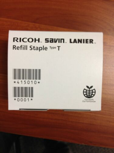 NEW Genuine OEM RICOH Staple Refill Staple Type T NIB  415010
