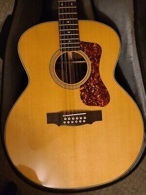 Guild F-1512 12 String Natural