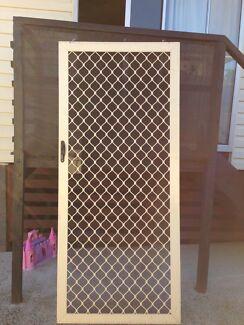 Security screen door  South Windsor Hawkesbury Area Preview