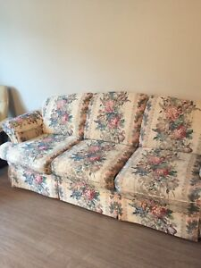 """Fantastic deal! Free """"as new"""" couch."""