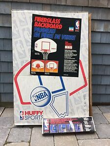 NBA Licensed Backboard and Bracket *Brand New*