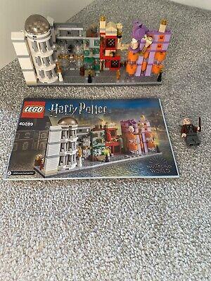 Lego Harry Potter Diagon Alley 40289