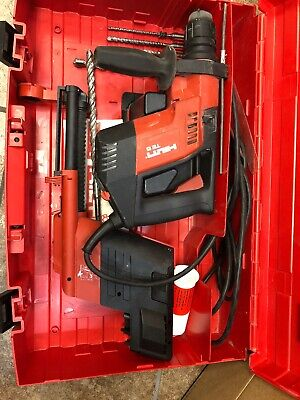 Hilti Te5 Rotary Hammer Te5 Drs With Case