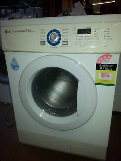 LG WD-8016C Front Load Washer 7.5kg, in good condition