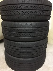 4-235/55R19 Continental all season