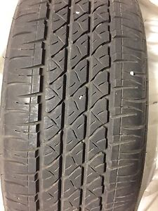 2x Firestone Affinity Touring 195/65R15