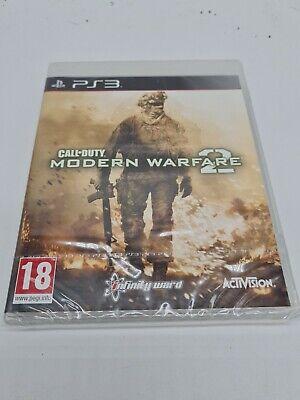 Call Of Duty Modern Warfare 2 Playstation 3 PS3 - New VGA...