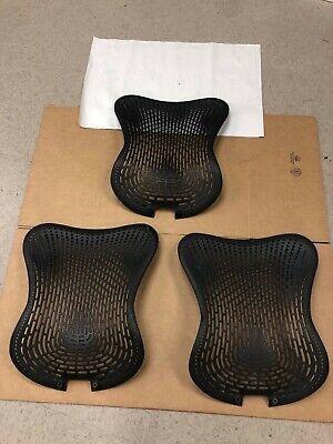 Herman Miller Mirra 1 Seat Back Graphite Color Mirra 1 Parts. Very Good