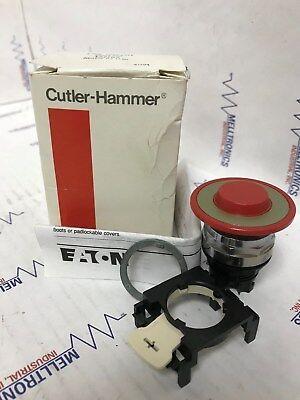 Eaton Cutler-hammer E22ed2 Red 40mm Pushpull Button 2 Position