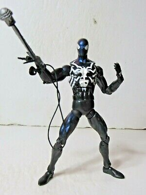 Marvel Legends Spider-man classic Black costume Spiderman 6