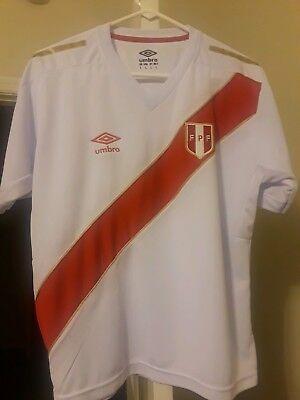 Ladies Replica Jersey - New Peruvian Soccer Jersey for ladies REPLICA.