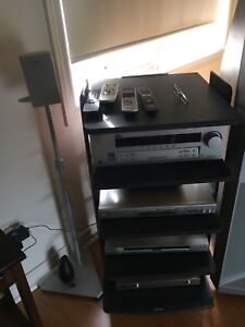 Home stereo components & accessories
