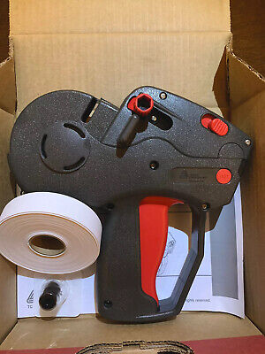 Monarch 1131-01 Price Gun Labeler W 2500 Free White Labels Includes Ink