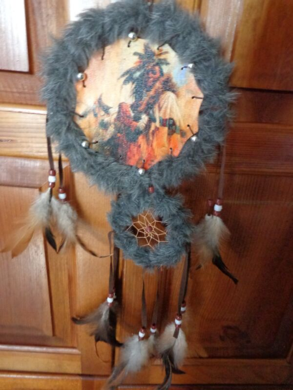 """7"""" Beautiful Dream Catcher ( Not made by Native American Indians )"""