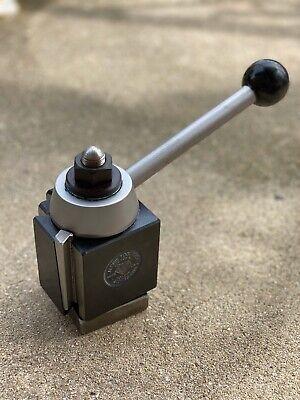 Aloris Series Bxa Tool Post Holder Set For 10 To 15 Lathe Swing Bxa-tp