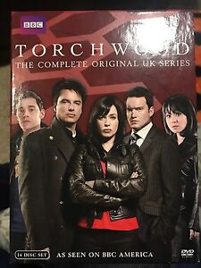 Torchwood complete uk series