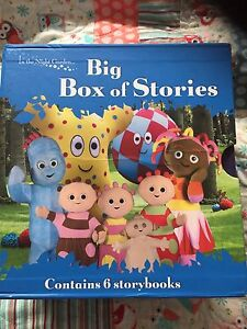 In the Night Garden Story Collection Regents Park Logan Area Preview