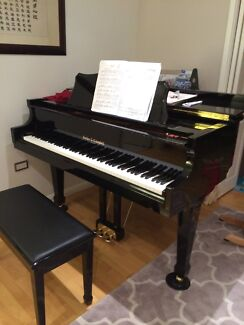 Kohler and campbell baby grand piano Eastwood Ryde Area Preview