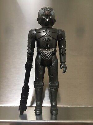 Vintage Star Wars Zuckuss with Original Weapon
