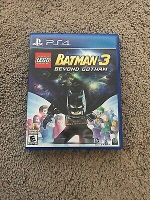 PS4 Game Bundle - LEGO Batman 3, Just Dance 2015, Driveclub