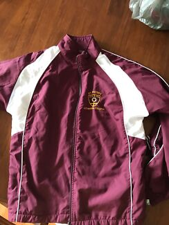 Uniform items St Peters Lutheran College