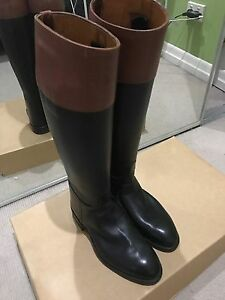 RM Williams Field master Top Polo Boots Size 8G Bnwt Bowen Hills Brisbane North East Preview