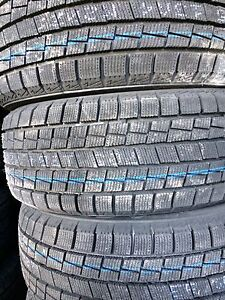 WINTER TIRES WITH 4Yr WARRANTY195/65R/15