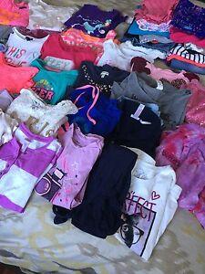 Girls size 8 clothing lot