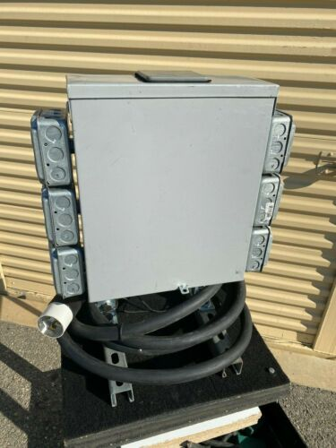 Used 50Amp Power distro in excellent working condition. Ready to work.