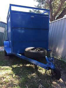 2003 travelling trailer with drop down ramp Belmont South Lake Macquarie Area Preview
