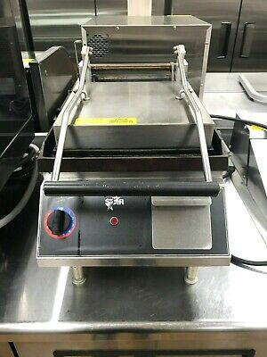 14 Countertop Commercial Panini Grill Press- Star