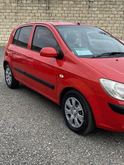 2009 HYUNDAI GETZ HATCHBACK AUTOMATIC Beaconsfield Fremantle Area Preview