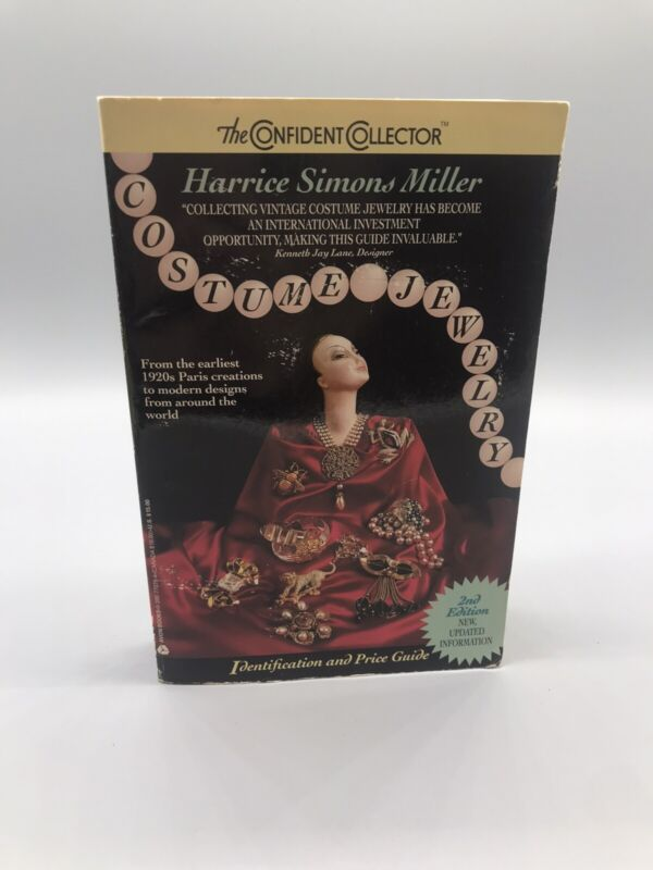 Book, Harrice Simons Miller Costume Jewelry Identification and Price Guide 1994