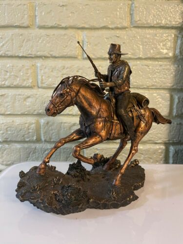 Bradford Exchange Galloping Thunder John Wayne Tall in the Saddle A2633 Limited