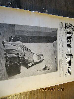 Revue L'Illustration Européenne N°34-25 Mai 1890 - Le Canada