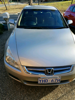 HONDA Accord Sedan RWC Low Kms