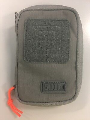 5.11 Tactical Gwf Molle Notebook Wallet W Rite In The Rain Notebook Storm Gray