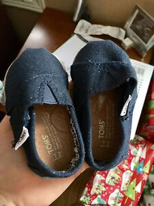 """Baby """"toms"""" shoes  Peterborough Peterborough Area image 2"""