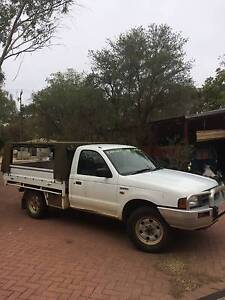 Ford Courier ute 4x4 turbo diesel Alice Springs Alice Springs Area Preview