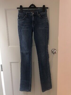 Womens James Jeans Blue 27 Couture Collection