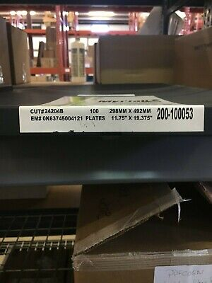 Xante Myriad 2 Polyester Laser Offset Printing Plates 11 x 18-1//2-100 Pack All Sizes Available