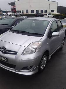 2010 Toyota Yaris YRX Hatchback - Fully Optioned. Singleton Area Preview