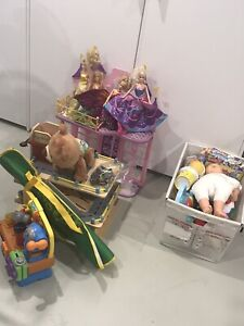 toys for boys & girls and babies
