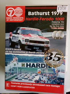 Bathurst motorsport dvd 1979