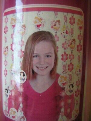 Disney Princess Beaded Curtain *Cinderella * Snowwhite * Belle * Ready to hang