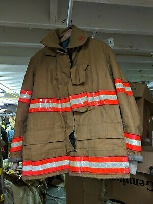 Globe Firefighter Gx-7 Turnout Jacket Coat 4232